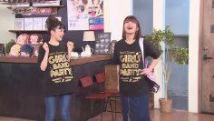 Aimi and Kudo Haruka promote Bang Dream goods with a cringey skit
