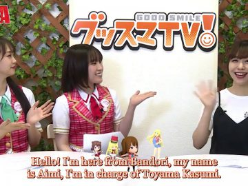 Aimi looking for Mikku