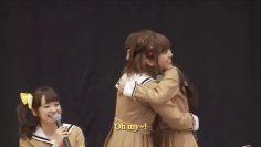 Aimi Saechi hug