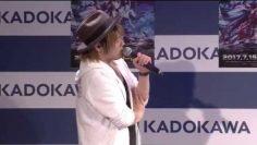 AJ 2017 No Game No Life Zero Stage- Matsuoka rapping [Eng Sub]