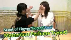 Ayaneru and Oonishi Trying Out Mysterious Perfume!? ft. Chanko [Eng Sub]