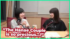 Ayaneru & Oonishi – Ayaneru Who Took Part In Hanae Natsukis Daughters Naming Discussion [Eng Sub]
