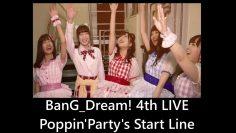 BanG_Dream! 4th LIVE: Ohashi Ayaka joins PoppinParty (2015-10-11)