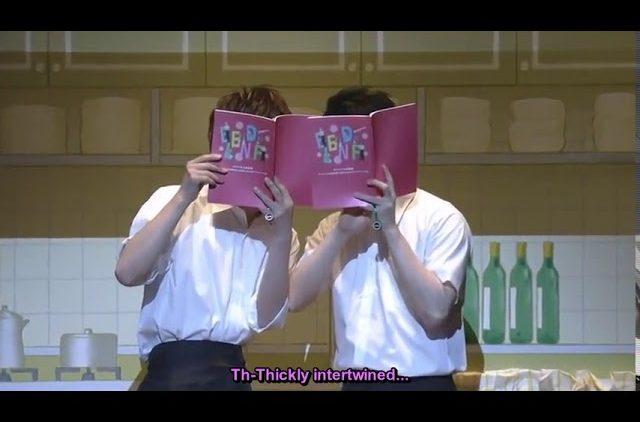 Blend S Fes Suzuki Tatsuhisa And Maeno Tomoaki S Forbidden Love Eng Sub Bseiyuu