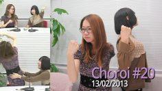 Choroi #20 Eng Sub | Yahagi Sayuri, Sakura Ayane |