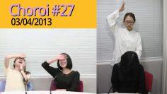 Choroi #27 Eng Sub | Yahagi Sayuri, Sakura Ayane |