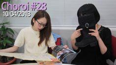 Choroi #28 Eng Sub | Yahagi Sayuri, Sakura Ayane |