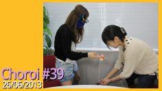 Choroi #39 Eng Sub | Yahagi Sayuri, Sakura Ayane |