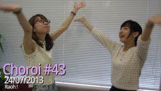 Choroi #43 | Yahagi Sayuri, Sakura Ayane | Eng Sub