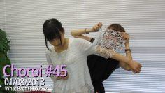 Choroi #45 | Yahagi Sayuri, Sakura Ayane | Eng Sub