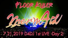D4DJ 1st LIVE: Merm4id – Floor Killer