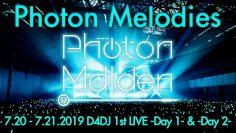 D4DJ 1st LIVE: Photon Maiden – Photon Melodies
