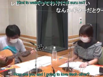 [ENG/ROM Lyrics] Miyu Tomita covering Sentimental Crisis with Takeshi Washizaki