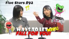 [ENG SUB] A&G FIVE STARS #92: Ways to let Miku fall for you!