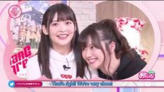 [Eng Sub] Ami♥Time with Uesaka Sumire and Misawa Sachika [2019.01.03]