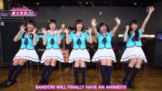 [Eng Sub] Bandori Gets an Anime! + Recap of Betadori Lives (2016-07-07)