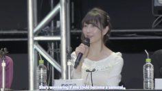 [Eng Sub] Bushido~! Hata Sawako introduces Eve (Afterglow Radio Garuparty: Part 5)
