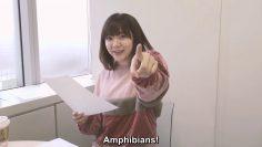 [ENG SUB] HiBiKi StYle 231 Itou Ayasa Takes a Science Test