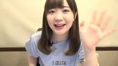 [ENG SUB] HiBiKi StYle 3 Itou Ayasa Self-Introduction