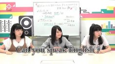 [Eng Sub] Itou Miku tests her English Listening skill