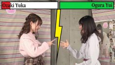 [Eng Sub] Ogura Yui VS Ozaki Yuka, Round 5 – Hey look this way! (2019-03-31)