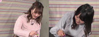 [Eng Sub] Ogura Yui VS Ozaki Yuka, Round 4 – Dice Stacking! (2019-03-24)