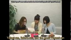 [Eng Sub] Pay 100 yen if English Word was Used – Radio Cross with Hayami Saori