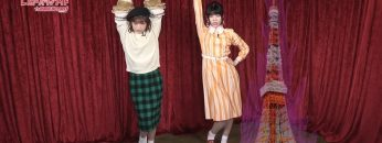 [Eng Sub] Posing lessons with Momoyo and Aiai! (2019-05-03)