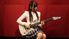 【弾いてみた】アイドルメモリーズ「毎日がGoodDay!」(ギター)【小原莉子】