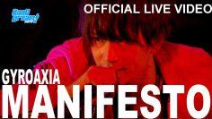 【GYROAXIA】「MANIFESTO」【BanG Dream! Argonavis 2nd LIVE「VOICE -星空の下の約束-」】