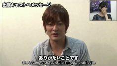 Jun Maedas talks to Charlotte cast (Koki Uchiyama, Ayane Sakura, Takahiro Mizushima, Maaya Uchida)