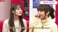 Mikku demands sleepover with Aimi