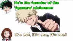 My Hero Academia Radio – Ayaneru meets Nobuhiko, her nickname founder [Eng Sub]
