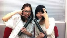 Radio Cross #24 English Subtitles  | Yahagi Sayuri, Sakura Ayane |