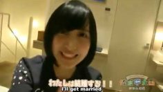Sakura Ayane: Ill get married