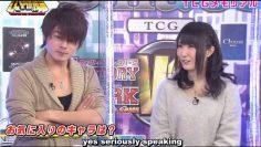SAO 2013 Interview – Matsuoka Yoshitsugu and Hidaka Rina
