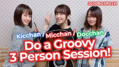Tomoriru&Aimi&Eede – A Session With Suddenly Formed Group?! [Eng Sub]