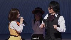 Uchida Maaya encourages Hayami Sho [Rabbit House Tea Party 2016][Eng Sub]