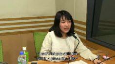 Yuuki Aois failed attempt at being Kurosawa Tomoyos cool senpai [2015.11.02]